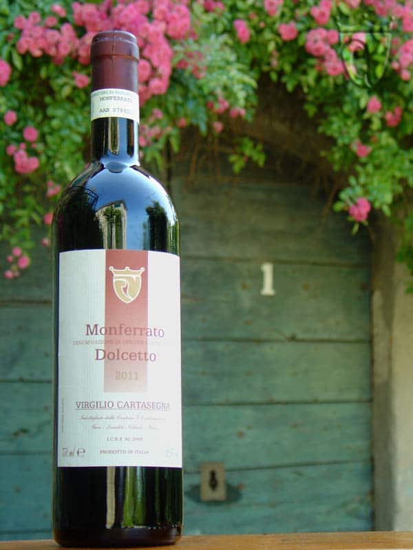 Monferrato Dolcetto DOC - Cantina Cartasegna