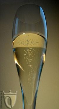 Bicchiere per lo spumante: la flute