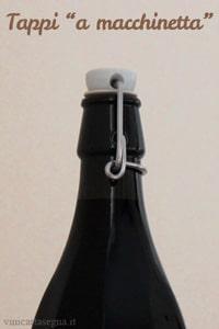 Tappi meccanici o a macchinetta per bottiglie di vino