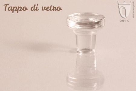 Tappi per il vino: tappi di vetro