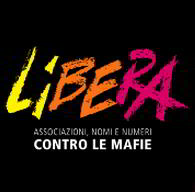 Logo Libera Asspciazione Nomi e Numeri contro le Mafie