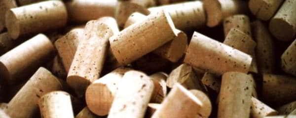 I tappi di sughero per le bottiglie di vino