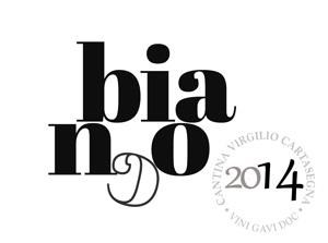 Etichette vino bianco 2014 - colore
