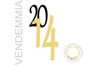 Etichette vino bianco 2014 - data