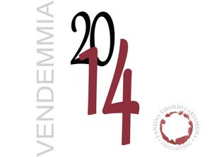 Etichette vino rosso 2014 - data