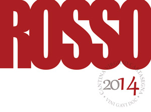 Etichette vino rosso 2014 - modern