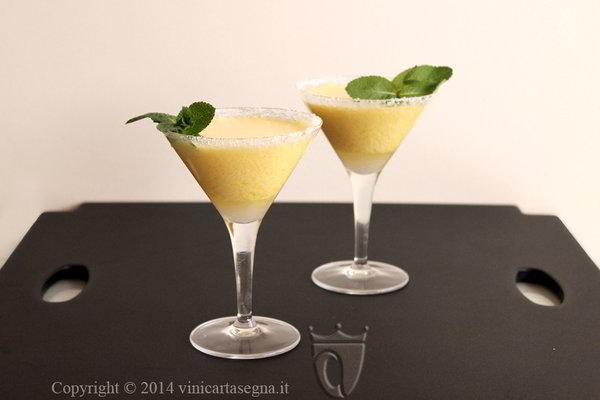 Ricetta Mousse al Vino Bianco di Gavi