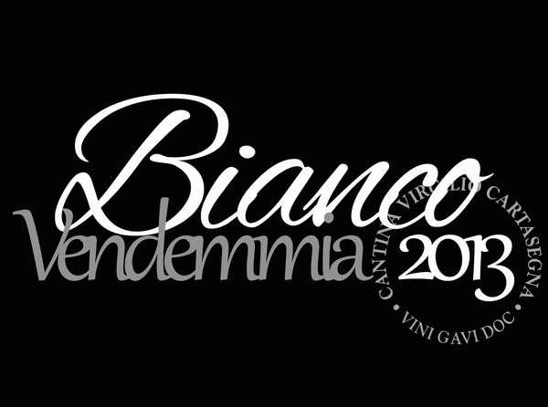 Etichette per vino da stampare 2013: vino rosso - layout classico