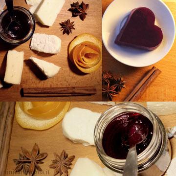 Ricetta per San Valentino: gelatina di vino o vin brulé