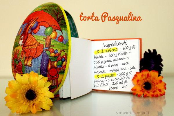Ingredienti della Torta Pasqualina