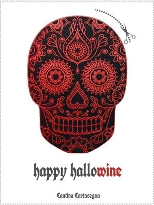 Etichette vino scaricabili Halloween - Crop