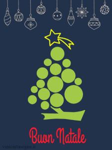 Etichetta Vino Natale 2015 - V