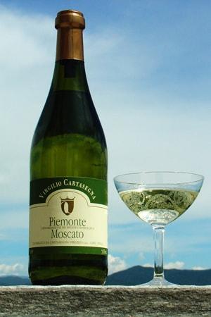 Piemonte Moscato DOC - Vino dolce