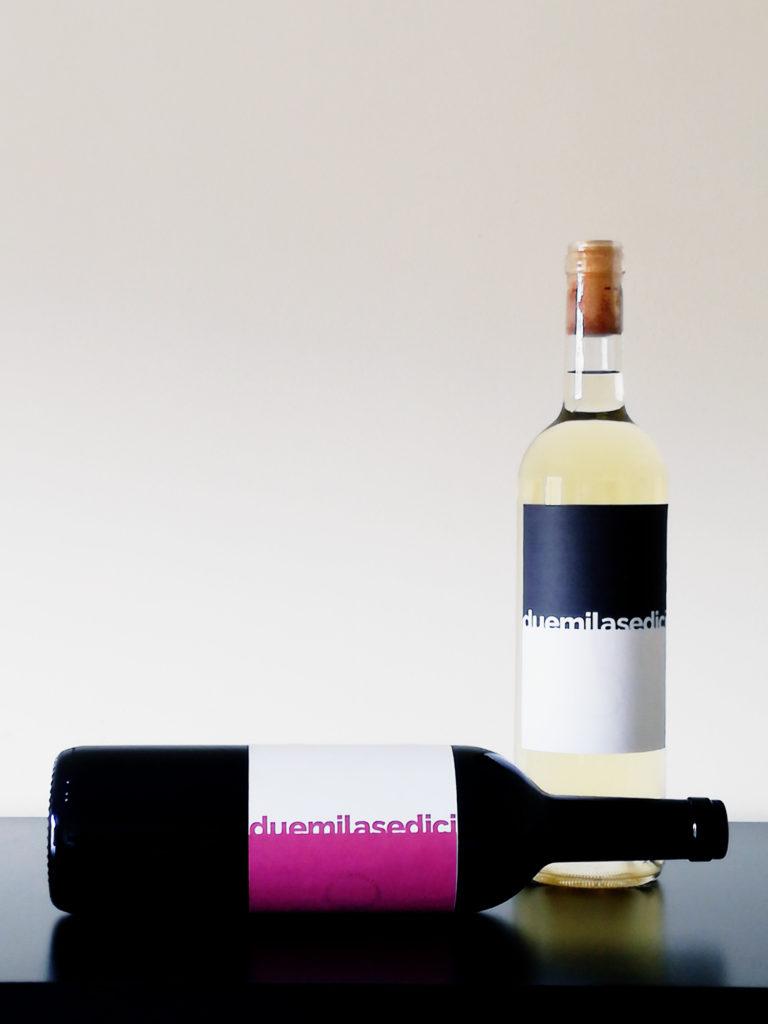 Etichette stampabili per bottiglie di vino vendemmia 2016