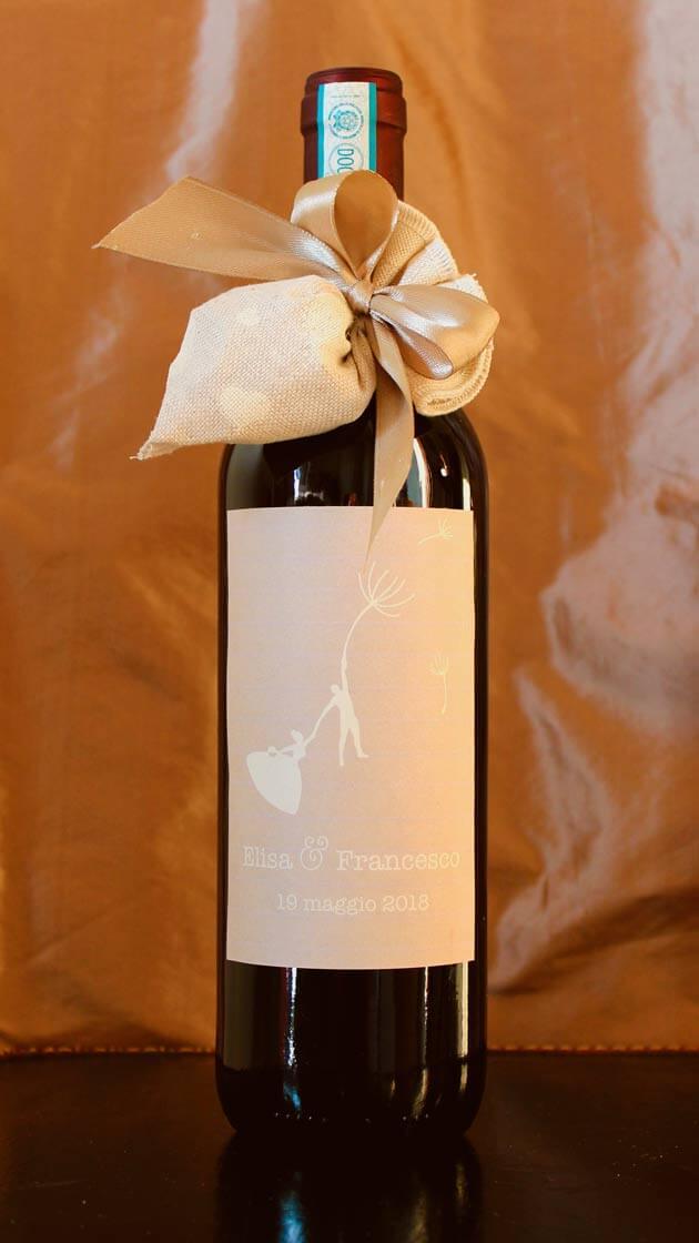 Bomboniere Matrimonio Quanto Costano.Bottiglie Di Vino Come Bomboniere Per Matrimonio Wine Not