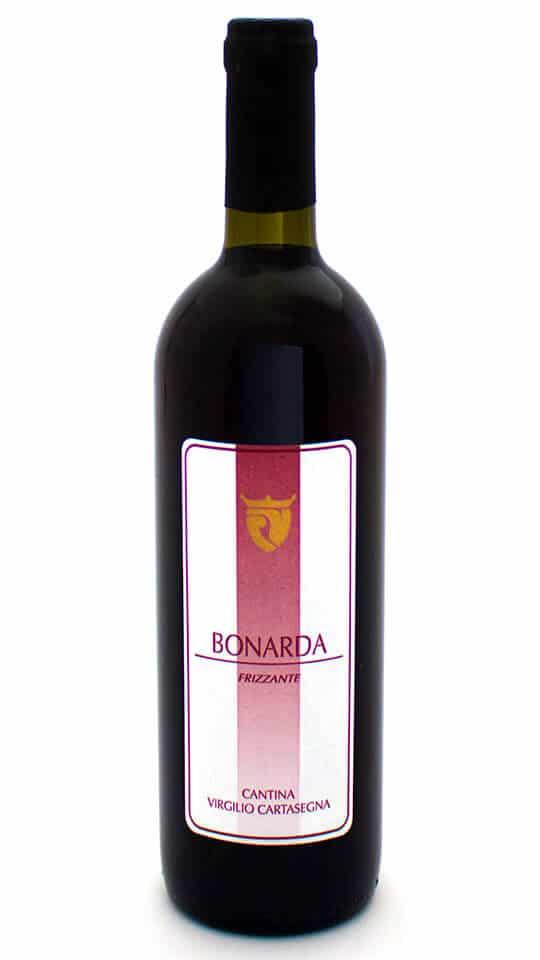 Bonarda dell'Oltrepò Pavese DOC bottiglia 0,75l