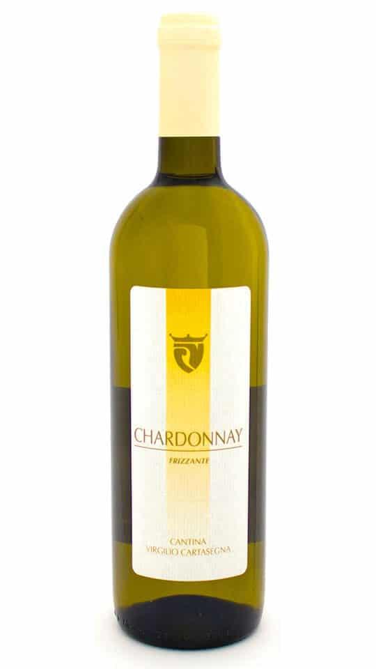 Chardonnay Frizzante Provincia di Pavia IGT bottiglia 0,75l