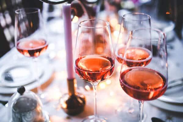 Abbinamenti Vino Rosato Frizzante Provincia di Pavia IGT