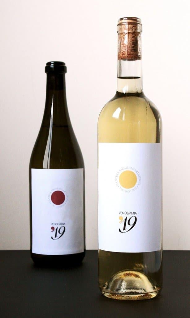 Etichette per bottiglie di vino scaricabili gratis